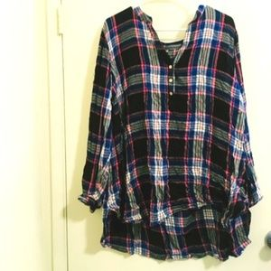 Old navy Mixed color flannel Sz 2x